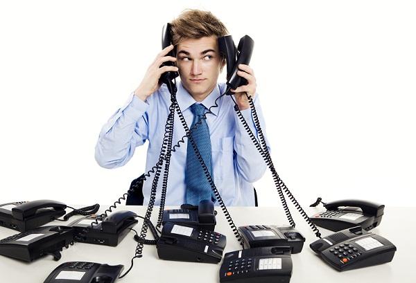 I Hate Ringing People