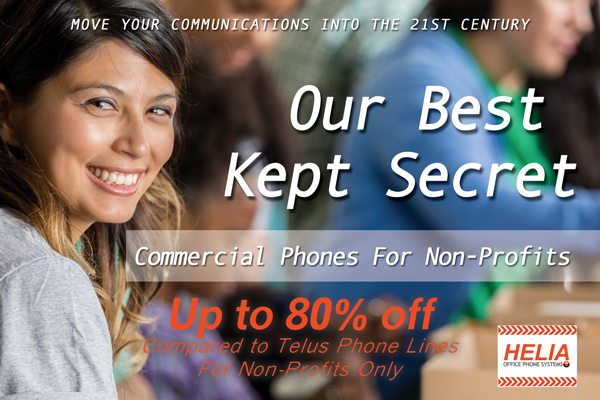 Special Phone Pricing for Churches and Non-Profits