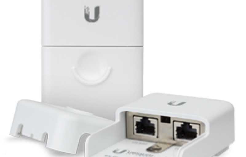 How To Use the Ubiquiti ETH-SP Ethernet Surge Protector