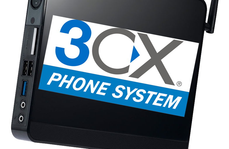 5-Phone Commercial 3CX Phone System