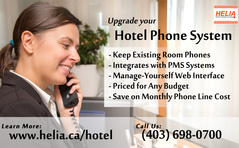 Hotel Phone Systems for the Budget Conscious