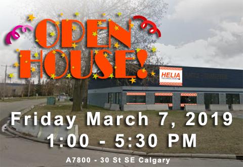 HELIA Open House